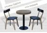 Мебель для кафе, баров, ресторанов от производителя Ужгород