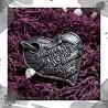 Срібний кулон «кохаю» Київ