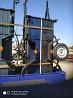 Легковой одноосный прицеп 200х130х35 от завода с доставкой! Тент в подарок доставка из г.Мелитополь