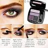 """Четырёхцветные тени для век от Avon True Color Eyeshadow Quad в оттенке Purple Haze ( """"чудесный Мелитополь"""