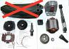 Запчасти болгарка Bosch PWS 750-125 3603a64100 доставка из г.Запорожье