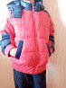 Куртка Benetton RED на мальчика Киев