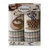 Набор кухонных полотенец вафелька Vianna (2 шт.) доставка из г.Южное