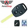 Корпус для ключа зажигания Honda Accord, Civic, CRV, Pilot, Insight доставка из г.Киев