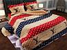 Комплект постельного белья «Луи Виттон флаг» доставка з м. Одеса