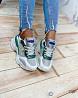 Светлые женские кроссовки доставка из г.Одесса