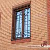 Купить заказать кованые решетки на окна доставка из г.Харьков