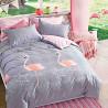 Комплект постельного белья «танец фламинго» доставка з м. Одеса