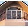 Кованый балкон. Балконные ограждения. купить заказать Харьков