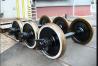 Колесные пары для железнодорожных вагонов доставка из г.Одесса