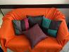 Подушка стеганная декоративная размер 40 на 40 Київ