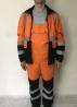 Куртка с полукомбинезоном, костюм для дорожников с СВП Киев