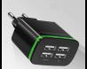 Зарядное устройство 4А с 4 портами USB доставка з м. Київ