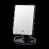 Настольное зеркало для макияжа Mirror с LED подсветкой доставка з м. Київ