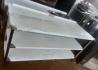 Стол из нержавеющей стали (aisi 201) 2 полки доставка из г.Киев