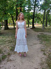 Длинное пляжное платье доставка из г.Чернигов