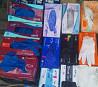 Перчатки многоразовые упаковка.виниловые, нитриловые, латексные.упаковка (100 штук, 50 пар) доставка из г.Киев