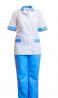 Костюм медицинский женский куртка и брюки Винница