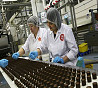 Рабочие на шоколадную фабрику Peter-vetter Словакия Запорожье
