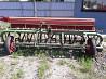 Сівалка зернова навісна 3 м на 17 рядів б/у Nodet gougis доставка из г.Киев