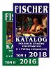 2018 - Fischer - Каталог польских марок - 2 тома - на CD доставка из г.Ровно