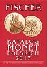 2017 - Fischer - Каталог польских монет - на CD доставка из г.Ровно