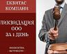 Ликвидировать предприятие за 1 день в Киеве Киев