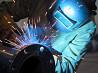 Сварщик CO2 на завод в Чехию Кривой Рог
