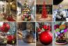 Новогодние декорации для торговых центров от производителей. Киев