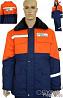 Зимняя рабочая куртка Тайгер, сигнальная спецодежда доставка из г.Чернигов