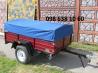 Новый легковой прицеп к авто по доступной цене доставка из г.Новопсков