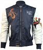 Куртка Top Gun The Flying Legend Bomber Jacket (бело-синяя) доставка из г.Днепр