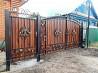 Изготовление металлических ворот, решеток, навесов, заборов, дверей и других изделий в Кривом Роге Кривой Рог