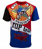 "Футболка Top Gun ""flying Legend"" (red) Львов"