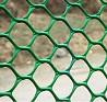 Сетка пластиковая 0.5х30м (ячейка 20х20х2мм) для забора, вольера доставка из г.Киев