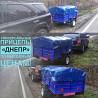Надійний легковий причіп Дніпр-2501 та інші моделі в наявності доставка из г.Стрый