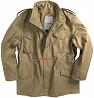 Полевая куртка Alpha Industries M-65 Field Coat (khaki) доставка из г.Львов