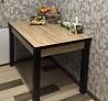 Кухонный обеденный раскладной стол Марсель доставка из г.Полтава