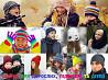 Шапки та комплекти на різні сезони: для дорослих, підлітків та дітей доставка из г.Киев