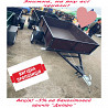 Бакелитовый прицеп Днепр-2100х1300х430 по супер цене! Скидка доставка из г.Вараш (Кузнецовск)