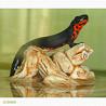 Краснобрюхий тритон – забавное, чудесное, маленькое животное Киев