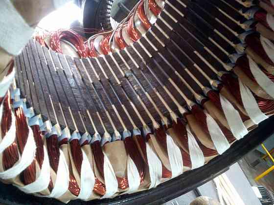 Ремонт и перемотка электродвигателей Каменское
