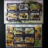 Красивые марки фауна Африки доставка из г.Харьков
