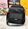 Женский стильный рюкзак Prada  Black Киев
