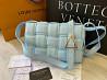 Bottega Veneta Padded Cassette Bag Blue Киев