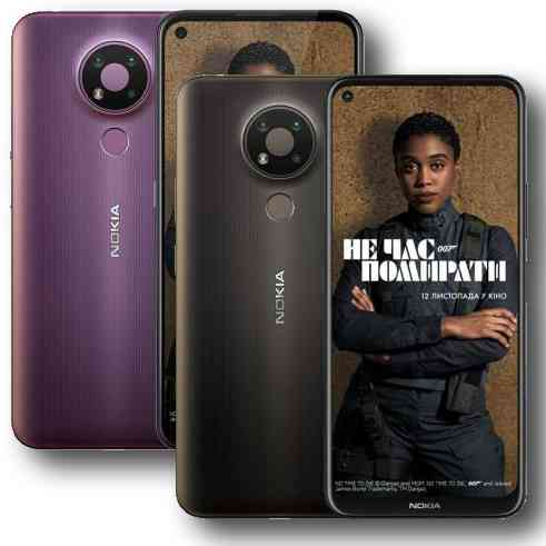 Мобильный телефон Nokia 3.4 DS 3/64gb смартфон. Смартфоны в ассортименте доставка з м. Київ
