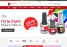 Интернет магазин товаров для маникюра (трафик 390 с гугла) + Розетка Киев