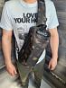 Нагрудная сумка рюкзак через плечо с usb выходом Энергодар
