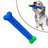 Убная щетка игрушка-кость для чистки зубов у собак, Зоотовары доставка из г.Киев