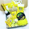 Подарочный бокс на любой праздник в желтом цвете. доставка из г.Одесса